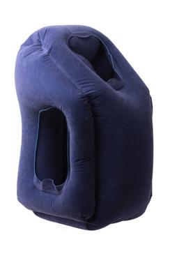 Woollip travel pillow that promises