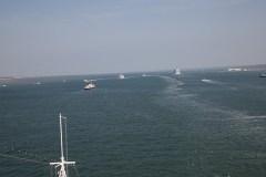 Belgium and Scandinavia: Day 1 Southampton