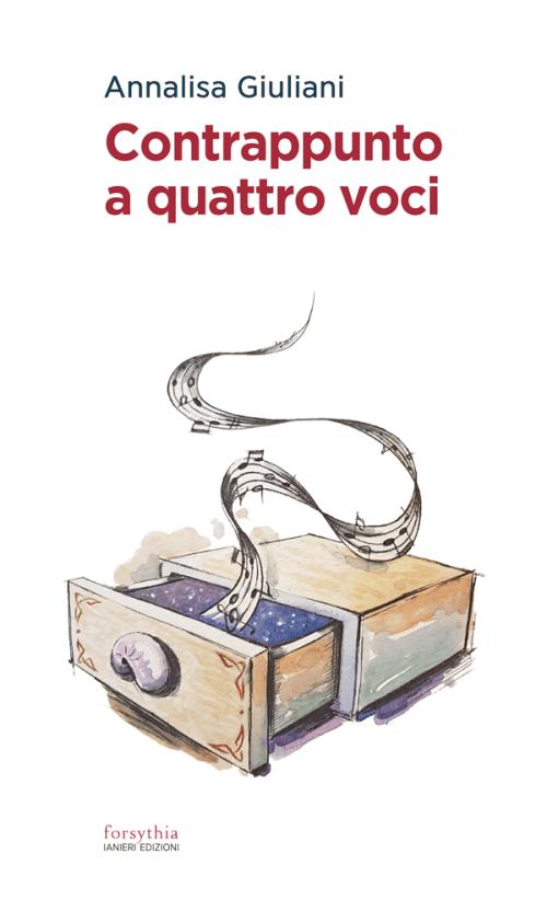 copertina Contrappunto a quattro voci
