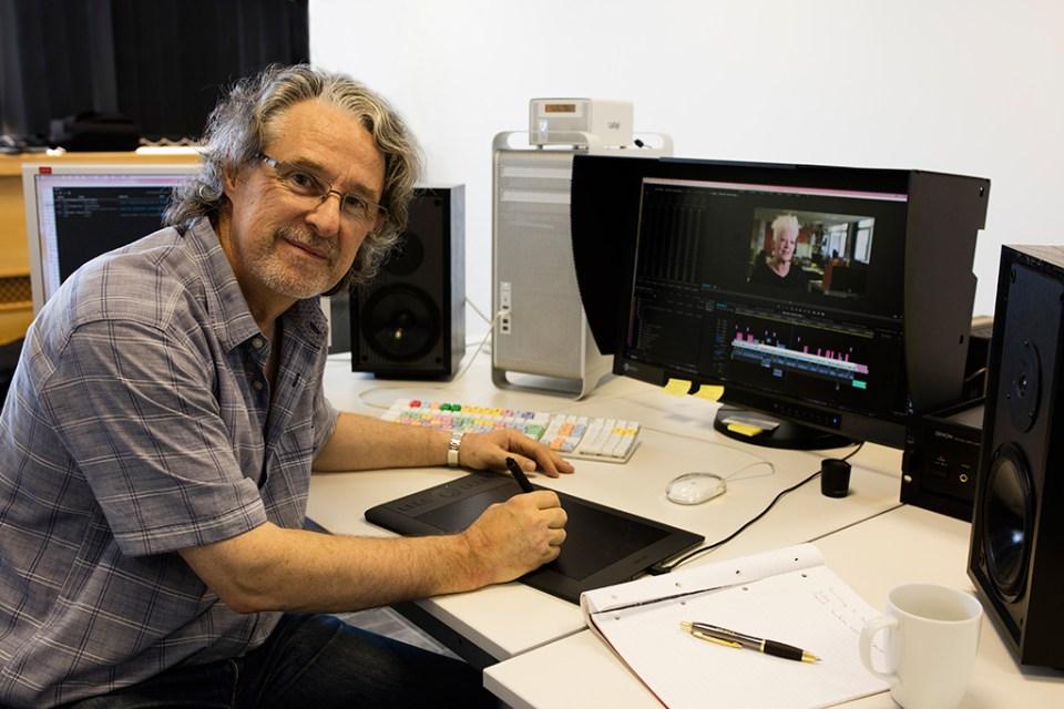 Editing at TVA