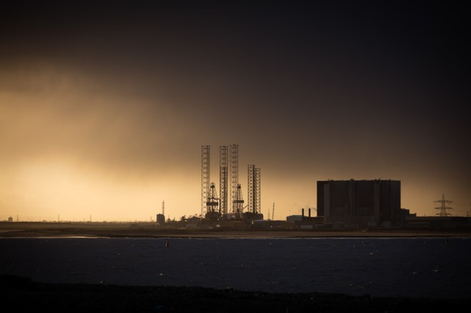 Hartlepool Nuclear Power Station