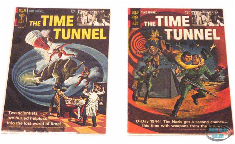 תוצאת תמונה עבור time tunnel comics