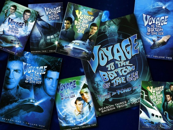 Voyage To The Bottom Of The Sea Collectibles
