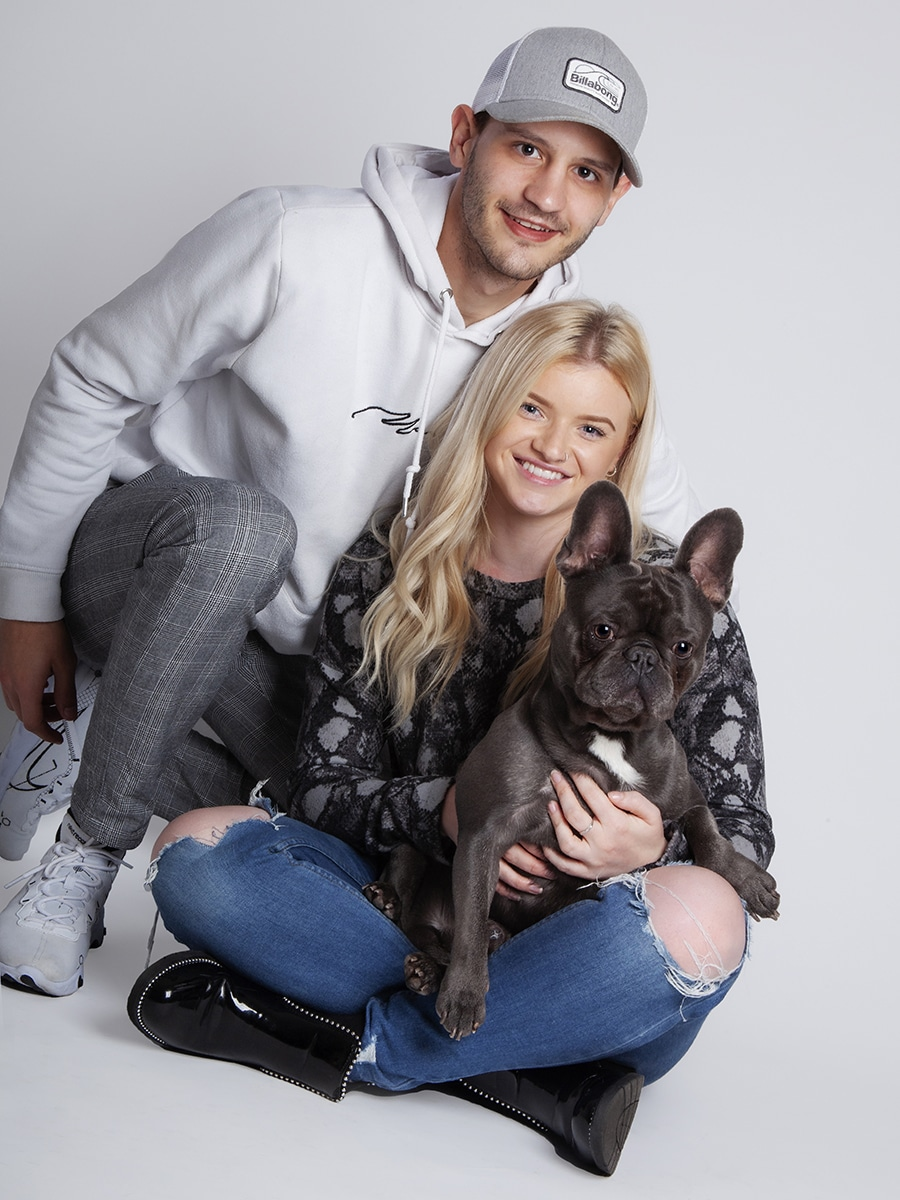 Ian Robinson Photography Studio Pet Photographers in Trafford M33