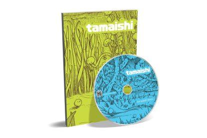 tamaishi book and cd