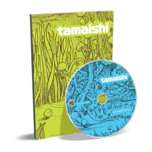 tamaishi book and cd