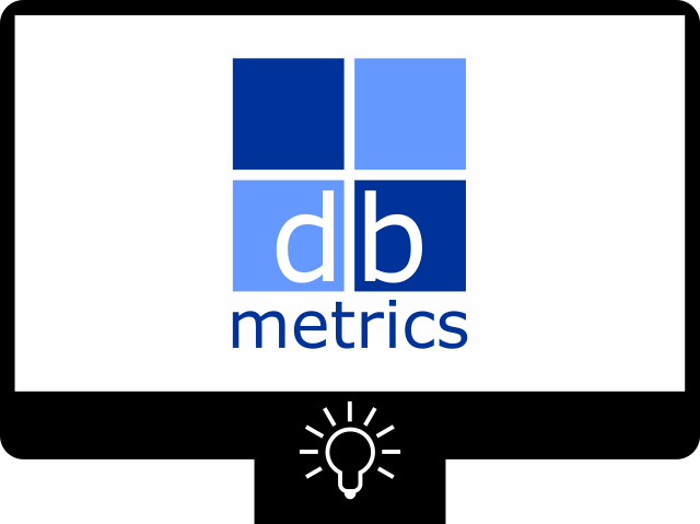 dbmetrics – logo