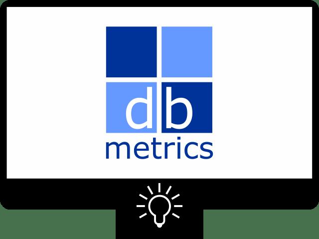 dbmetrics logo
