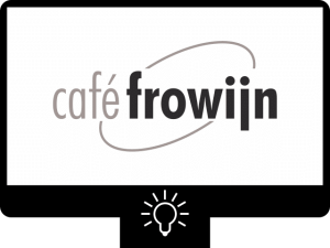 Café Frowijn logo