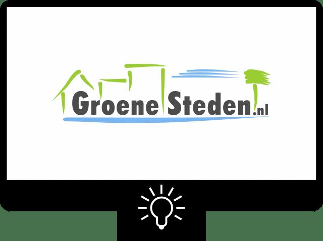 Groene Steden – logo