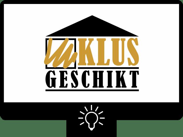 Klus Geschikt logo