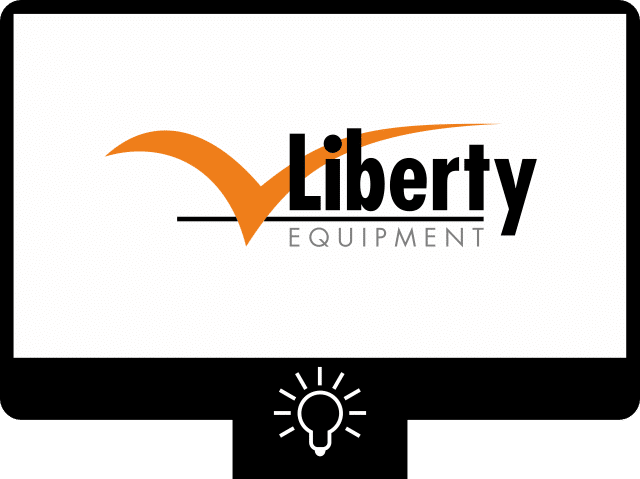 Liberty equipment logo
