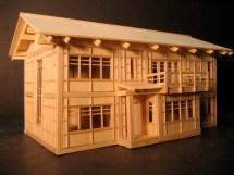 Ian Wulfson Design Portfolio Prefabricated Timber