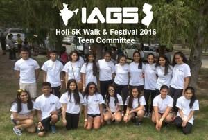 IAGS Teen Committee 2016