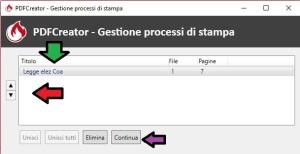 Come unire più documenti in un solo PDF