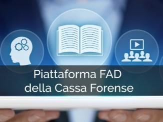 Crediti formativi gratis con Cassa Forense