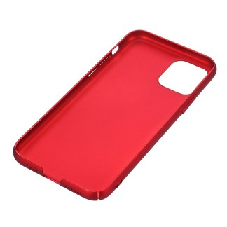 Apple iPhone 11 / 11 Pro / 11 Pro Max Hard Back Case Cover Red