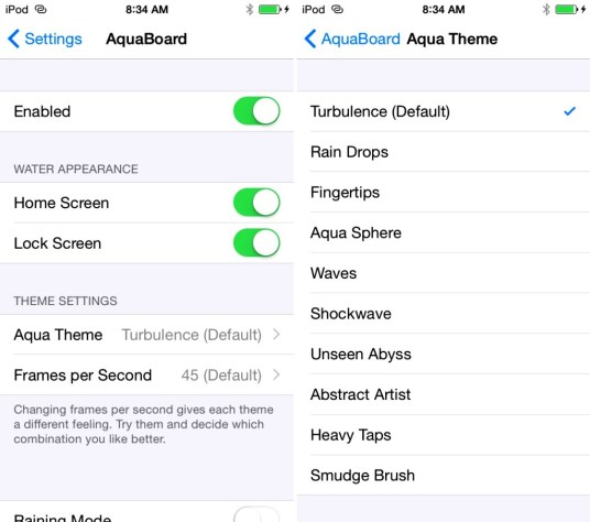 AquaBoard-iOS-8-iapptweak