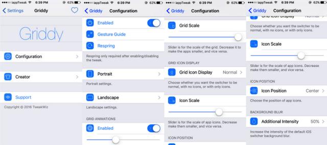 Griddy-iOS-9-Cydia-Tweak-Settings-iapptweak