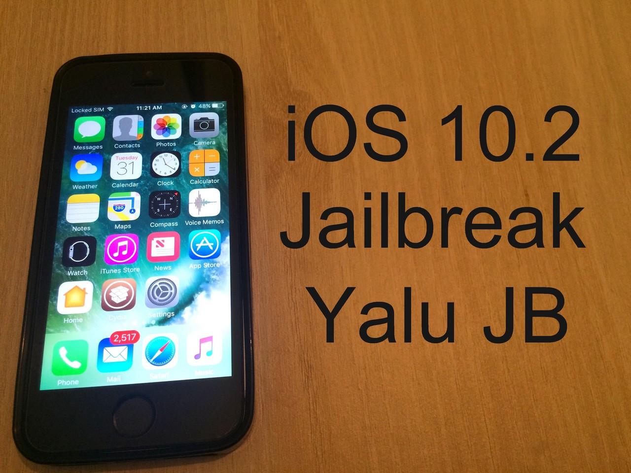How to Jailbreak iOS 10 2 on iPhone or iPad Using Yalu Tool - iappTweak
