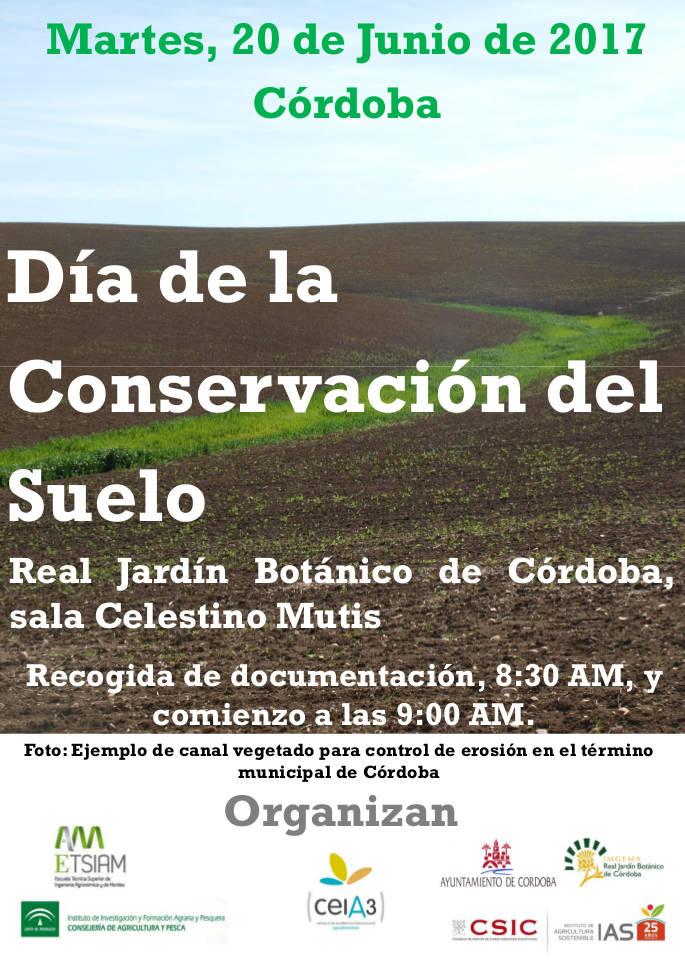 Día de la Conservación del Suelo: 20 de junio