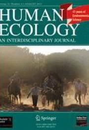 HumanEcology