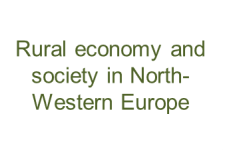 New series publication: Rural economy and society in North-Western Europe, 500-2000