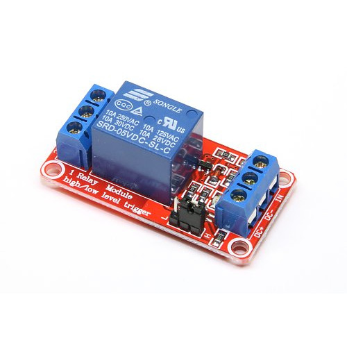Spdt Power Relay Module