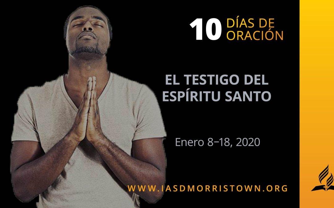 DÍA 2 —EL TESTIGO DEL ESPÍRITU SANTO