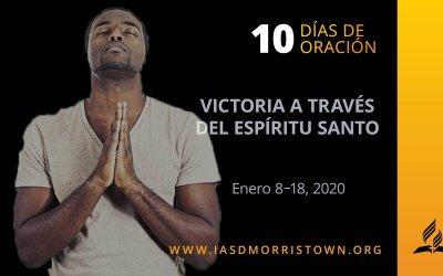 DÍA 3 —VICTORIA A TRAVÉS DEL ESPÍRITU SANTO