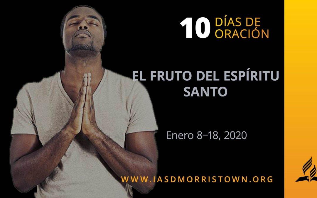 DÍA 5 — EL FRUTO DEL ESPÍRITU SANTO