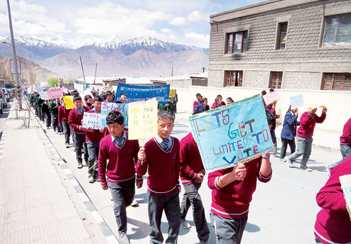 Ladakh's Union Territory (UT) demand – All You Need to Know