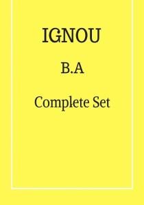 ignou material notes pdf free download