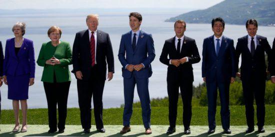 Group of 7 (G7) summit upsc mindmap notes