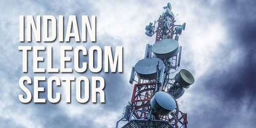 telecom sector in india challenges stress upsc essay notes mindmap