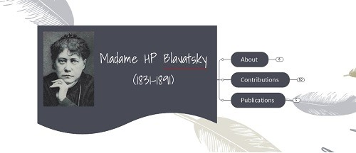 Madame HP Blavatsky – Important Personalities of Modern India