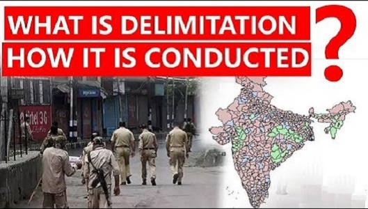 Delimitation of Constituencies – What is it? & How it is Conducted?