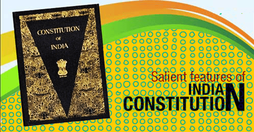 [Polity] Features of Indian Constitution