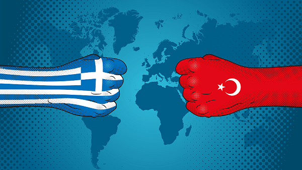 Greece-Turkey Tensions – History, Challenges, Way Ahead