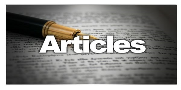Current Affairs Articles