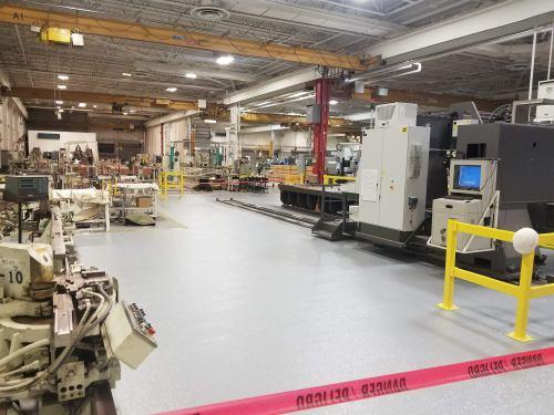 Heavy Duty Resurfacing - Industrial Applications, Inc
