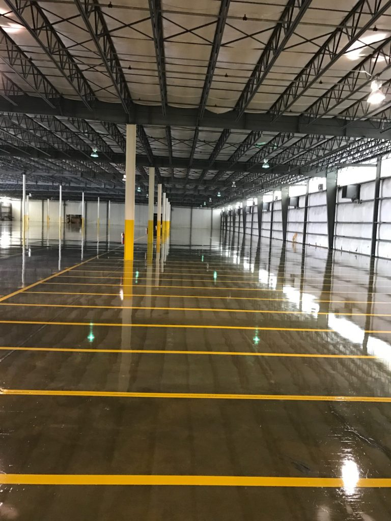 warehouse epoxy urethane