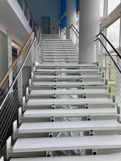 Team IA, epoxy flooring, epoxy floor coating, industrial applications inc., educational institution flooring, epoxy floors Memphis TN, MemphisTN
