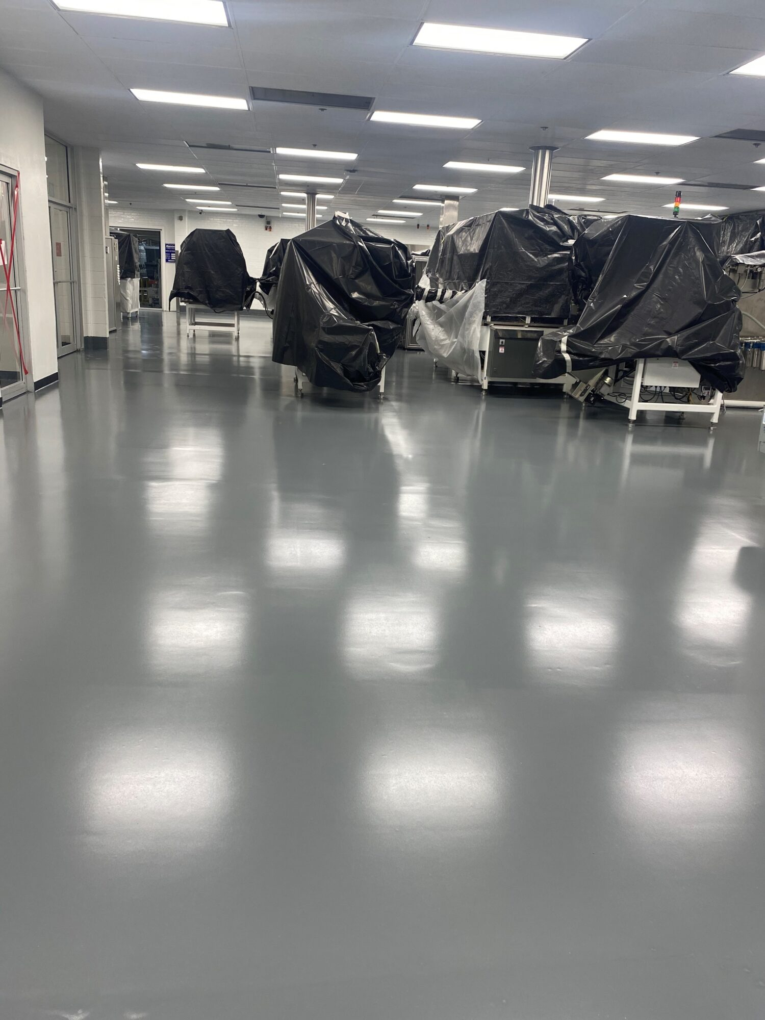 TeamIA, epoxy flooring, urethane concrete, industrial flooring, Industrial Applications Inc., concrete floor resurfacing, Cleveland MS, flooring contractor Cleveland MS