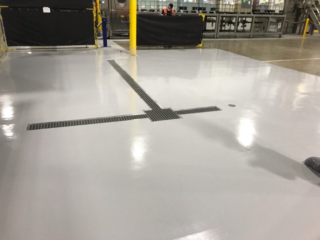 Industrial Applications Inc, TeamIA, IA30yrs, urethane mortar flooring, industrial concrete flooring