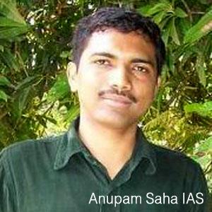IAS Topper 2011 Anupam Saha Interview UPSC