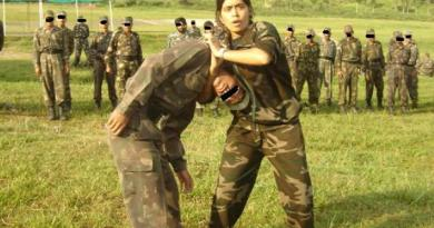Dr. Seema Rao - India's first woman commando trainer