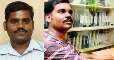 K. Jayaganesh, A waiter who became an IAS Officer