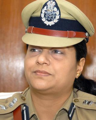 Soumya Mishra - First Lady IPS from Odisha