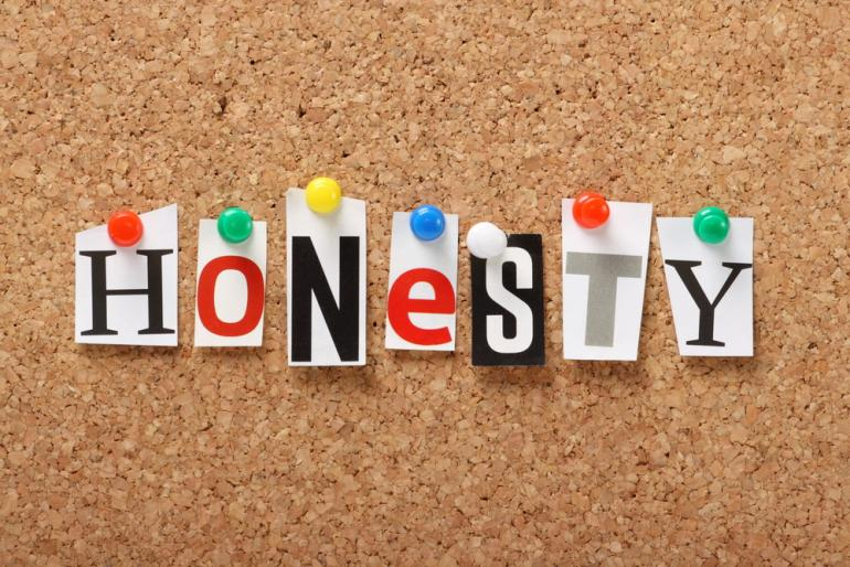 honesty definition essay